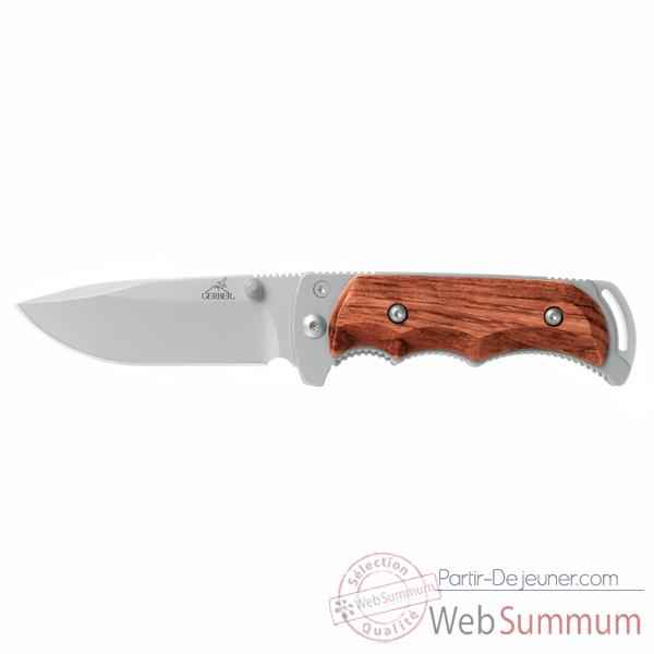 Video Couteau a lames fixe Gerber FREEMAN FOLDER  07170