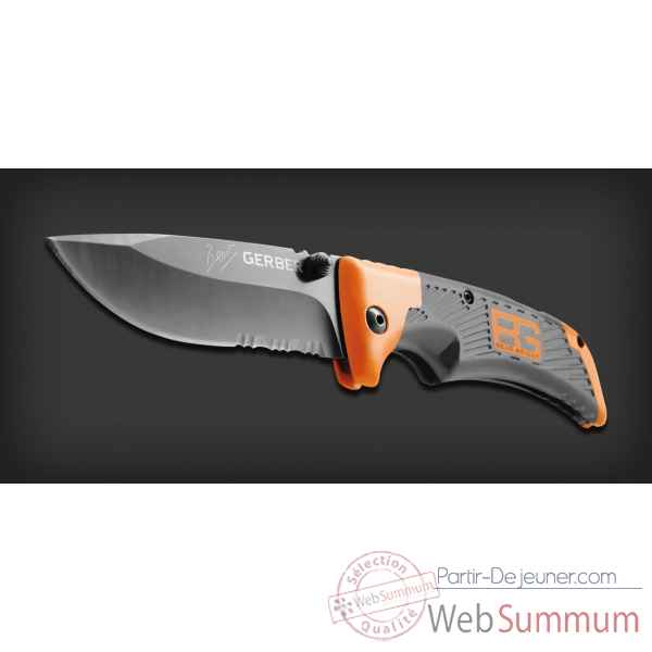 Bear grylls couteau scout Gerber -31-000754