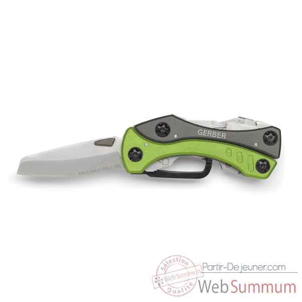 Crucial, green box Gerber -30-000140