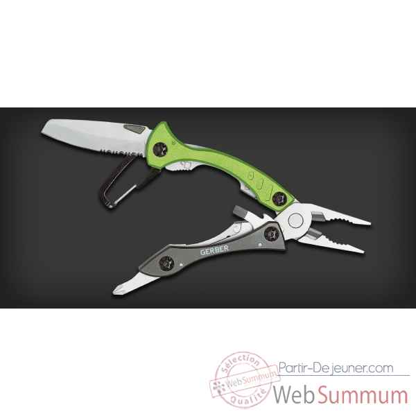 Crucial, green clam Gerber -31-000238