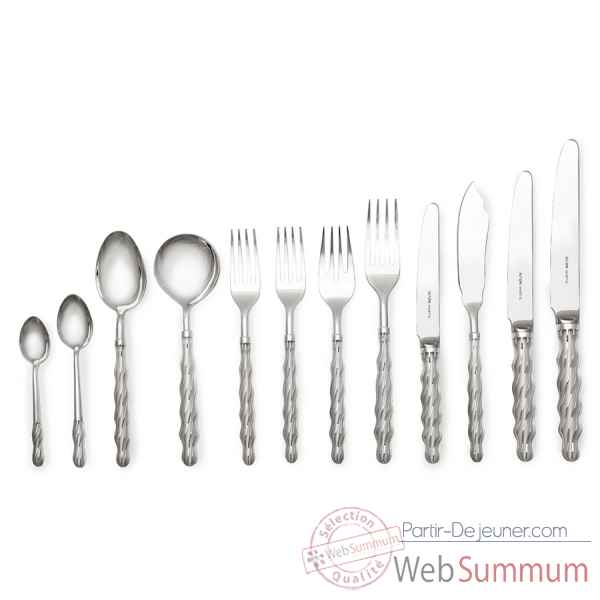 Set de couverts nexus 11 pieces (argent) Grant Mac Donald -TWNXCUSISI-11
