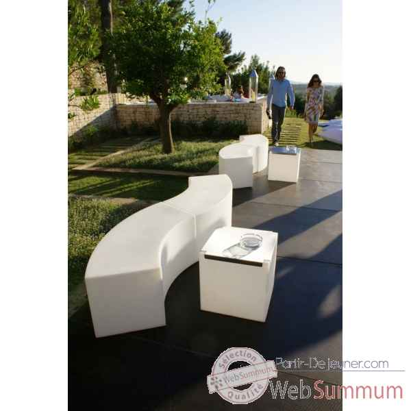 Table basse design design snake in SD SNK120
