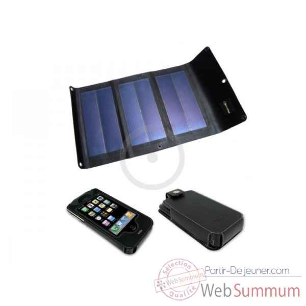 Kit solaire iphone 3g/3gs KIT3MP1200