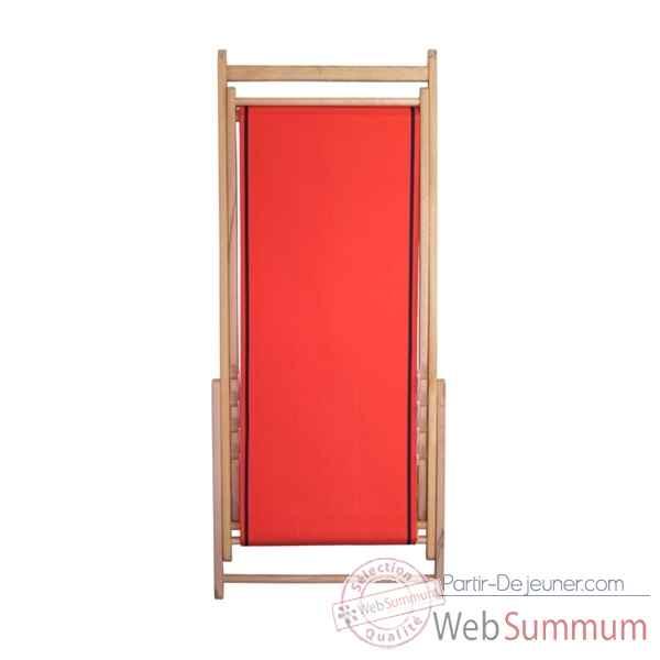 toile transat chilienne pr t poser uni orange tissage de. Black Bedroom Furniture Sets. Home Design Ideas